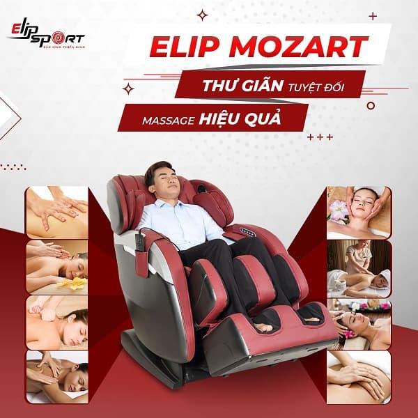 ghế massage, máy chạy bộ, Elipsport