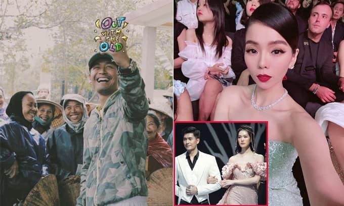 Sao Việt 30/10: 'MC lũ' Phan Anh kêu gọi ủng hộ miền Trung với chương trình ý nghĩa; Lệ Quyên đi xem 'tình trẻ tin đồn' diễn trước khi chính thức xác nhận đã ly hôn