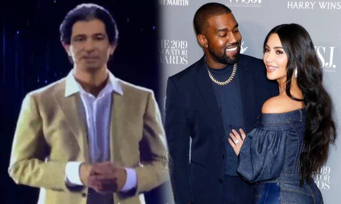 Giữa lúc Kim Kardashian bị 'ném đá', Kayne West tặng bà xã món quà xúc động được làm từ công nghệ hologram