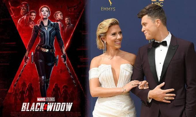 Scarlett Johansson âm thầm cưới chồng lần 3 - liệu 'Góa phụ đen' đã tìm được bến đỗ cuối cùng?