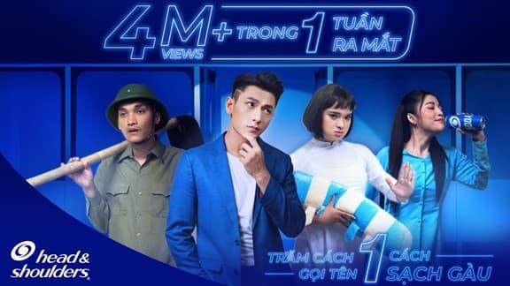 Head & Shoulders, Isaac, Mạc Văn Khoa, Puka