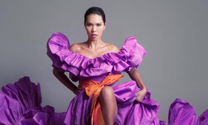 Hà Anh tiết lộ sự khắc nghiệt của ngành thời trang thế giới và khuyên người mẫu phải giữ hình thể chuẩn