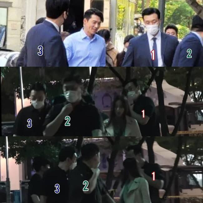Những lần Hyun Bin Son Ye Jin bị bóc mẽ đang hẹn hò 6