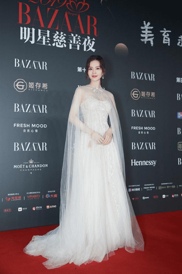 Mỹ nhân Cbiz tạo hình công chúa Lưu Diệc Phi Dương Mịch Triệu Lệ Dĩnh Phạm Băng Băng 2