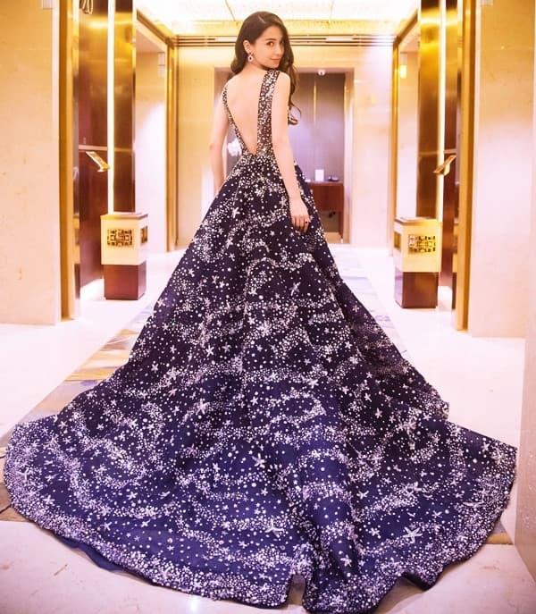 Mỹ nhân Cbiz tạo hình công chúa Lưu Diệc Phi Dương Mịch Triệu Lệ Dĩnh Phạm Băng Băng 14