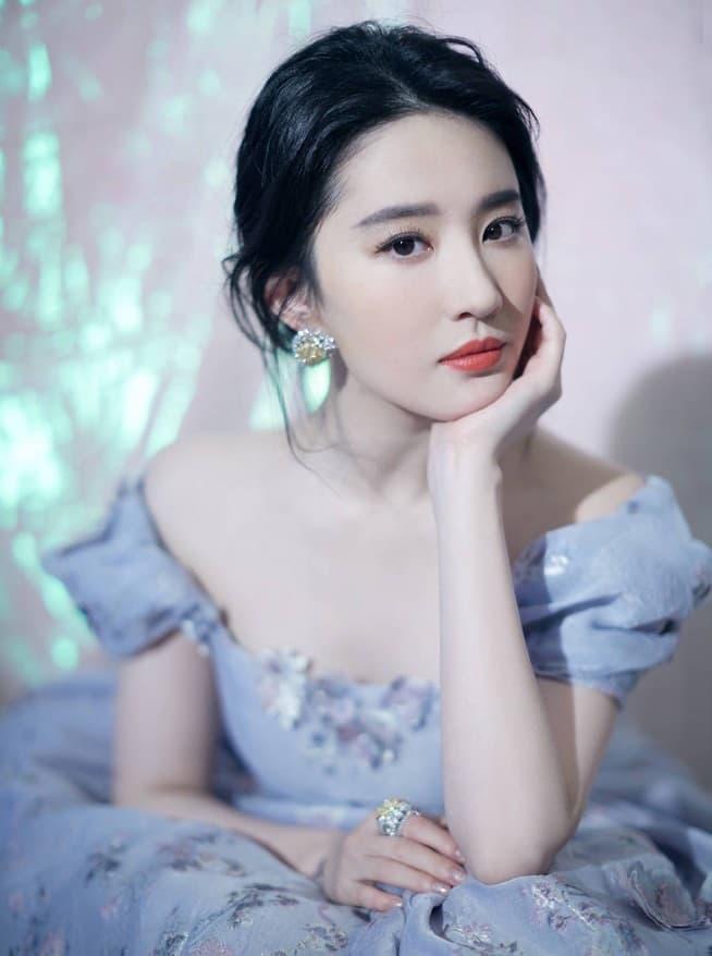 Mỹ nhân Cbiz tạo hình công chúa Lưu Diệc Phi Dương Mịch Triệu Lệ Dĩnh Phạm Băng Băng 1