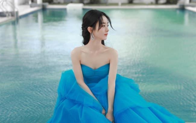 Mỹ nhân Cbiz tạo hình công chúa Lưu Diệc Phi Dương Mịch Triệu Lệ Dĩnh Phạm Băng Băng 3