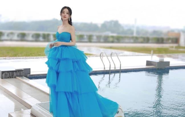 Mỹ nhân Cbiz tạo hình công chúa Lưu Diệc Phi Dương Mịch Triệu Lệ Dĩnh Phạm Băng Băng 4