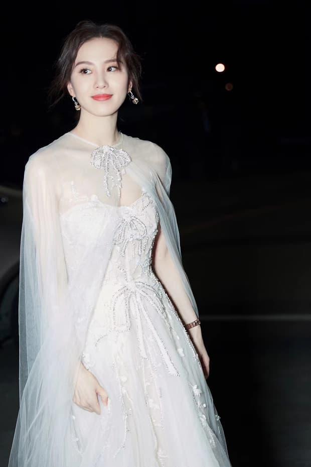 Mỹ nhân Cbiz tạo hình công chúa Lưu Diệc Phi Dương Mịch Triệu Lệ Dĩnh Phạm Băng Băng 5