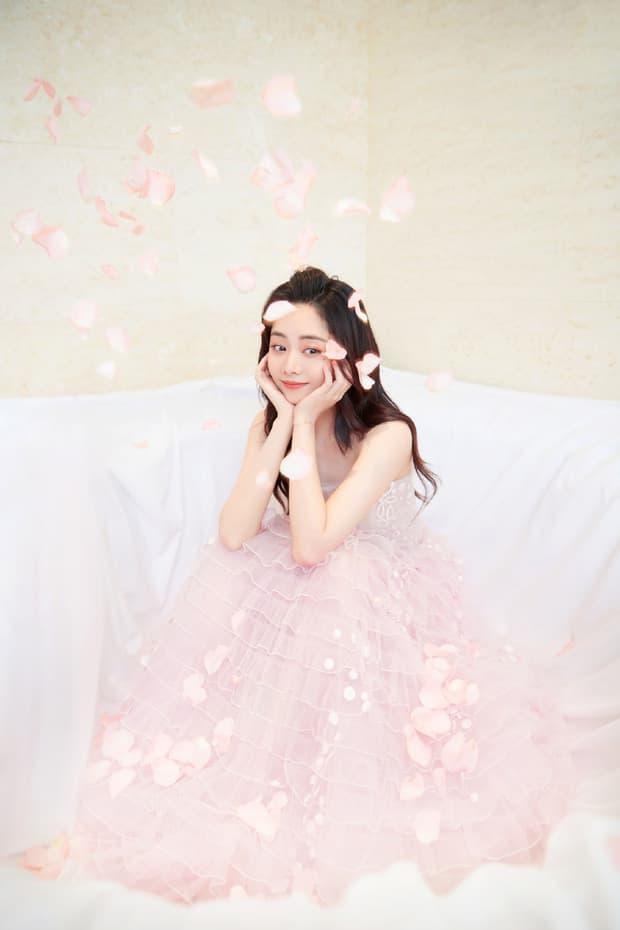 Mỹ nhân Cbiz tạo hình công chúa Lưu Diệc Phi Dương Mịch Triệu Lệ Dĩnh Phạm Băng Băng 25