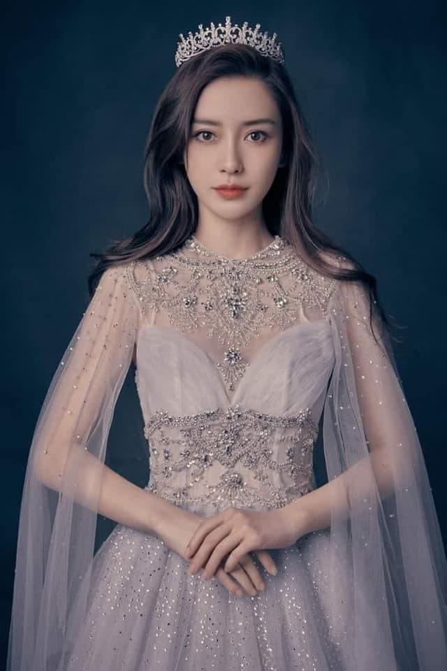 Mỹ nhân Cbiz tạo hình công chúa Lưu Diệc Phi Dương Mịch Triệu Lệ Dĩnh Phạm Băng Băng 6
