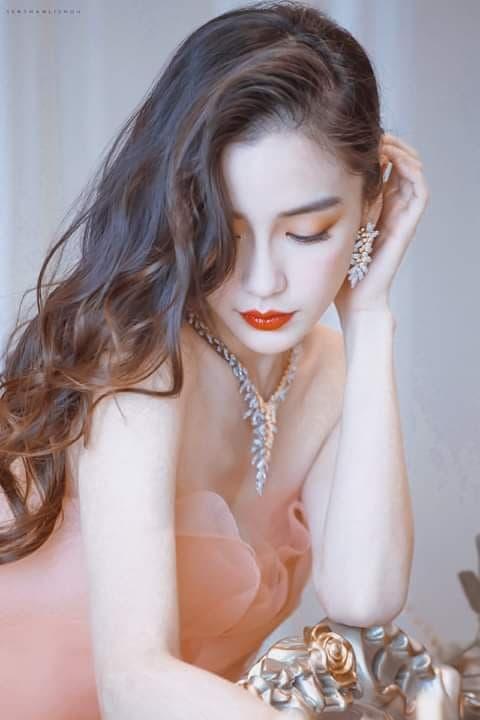 Mỹ nhân Cbiz tạo hình công chúa Lưu Diệc Phi Dương Mịch Triệu Lệ Dĩnh Phạm Băng Băng 7