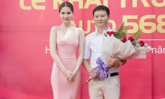 CEO Đào Nguyên - doanh nhân nổi tiếng bán xế sang cho nghệ sĩ Việt