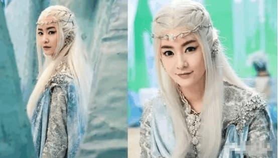 Triệu Lệ Dĩnh từng làm nền cho cô và bị chửi vì cô giờ đây người là sao hạng A người tàng hình trong showbiz 8