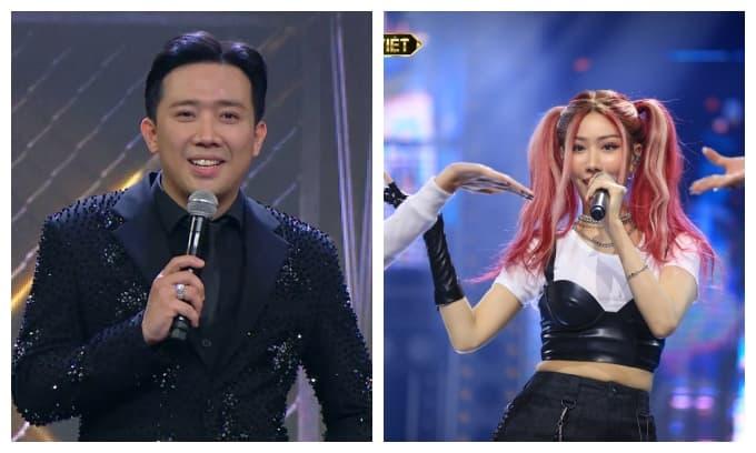 MC Trấn Thành gọi tên Min thành Mint trong Chung kết Rap Việt?