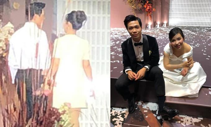 Chi tiết nhỏ trong đám cưới Công Phượng chứng minh Viên Minh không 'ăn cơm trước kẻng'