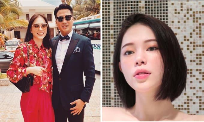 Linh Rin cắt tóc ngắn, tiết lộ phản ứng của em chồng Hà Tăng