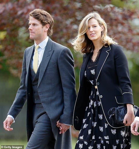 Lộ danh sách tình cũ của Hoàng tử William và Công nương Kate 11