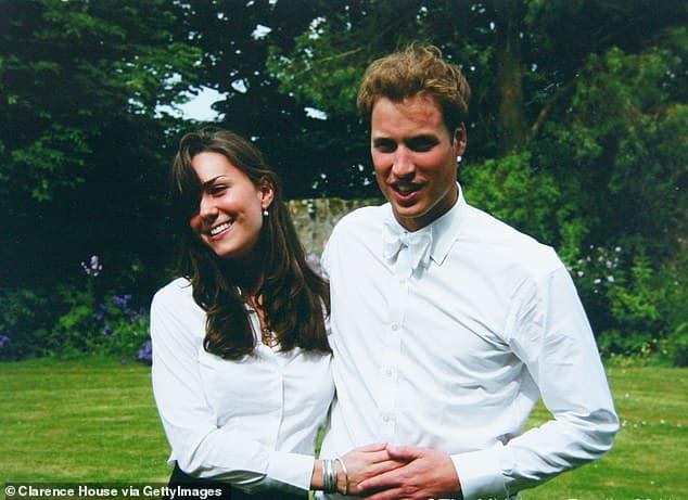 Lộ danh sách tình cũ của Hoàng tử William và Công nương Kate 2