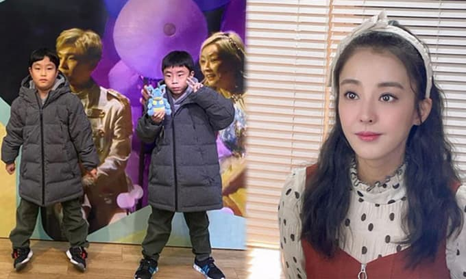 Cuộc sống của mỹ nhân 'Dae Jang Geum' sau 2 năm làm mẹ đơn thân