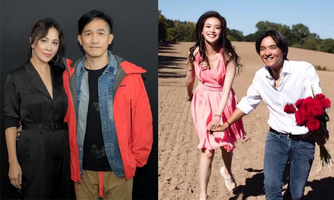 Bốn cặp sao Hoa ngữ nổi tiếng vẫn hạnh phúc sau nhiều năm kết hôn mà không sinh con
