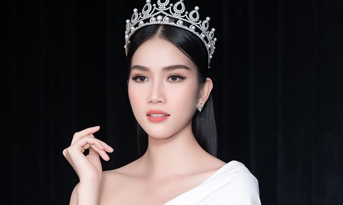 Mới đăng quang ít ngày, Á hậu Phương Anh được fan quốc tế dự đoán chiến thắng tại Miss International