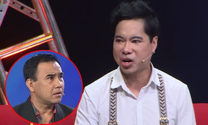 Cay cú Quyền Linh, Ngọc Sơn tự nhủ: 'Mày cứ cẩn thận, sau này tao sẽ thành diễn viên kịch nổi tiếng'