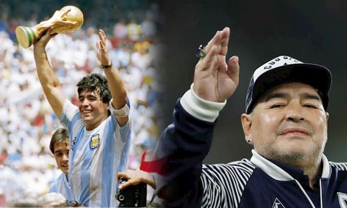 Huyền thoại Maradona qua đời vì bệnh gì?