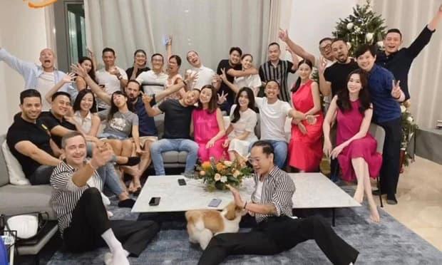 Hội bạn thân hào môn hội ngộ, nhan sắc Hà Tăng - Đặng Thu Thảo chiếm trọn spotlight