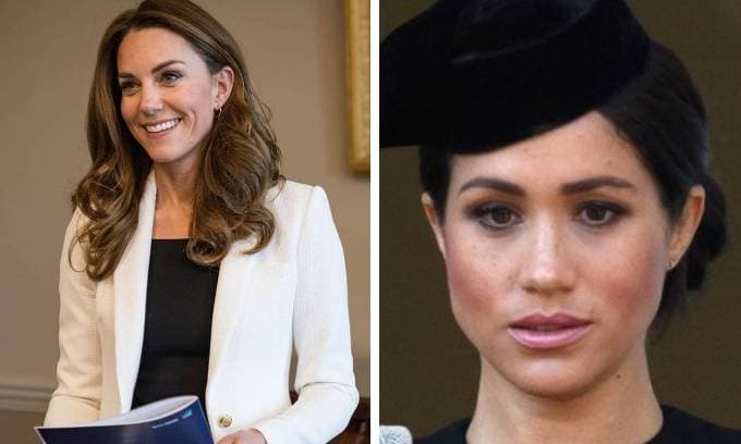Phản ứng của Công nương Kate trước thông tin cô em dâu Meghan bị sảy thai