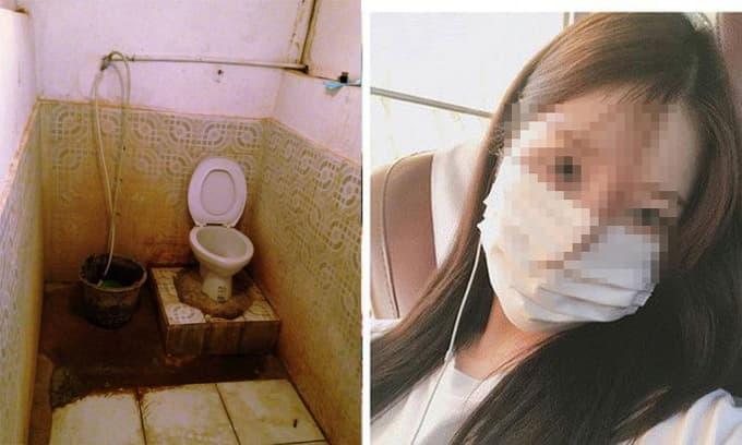 Về nhà người yêu chơi, cô gái hoảng hồn vì WC quá bẩn, mèo chết nổi lềnh phềnh trong bể nước vẫn dùng như thường