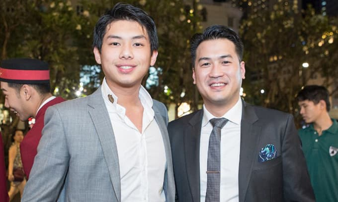 Hiếu Nguyễn bị anh trai Phillip Nguyễn tiết lộ chuyện yêu đương, mong chờ được gặp em dâu tương lai