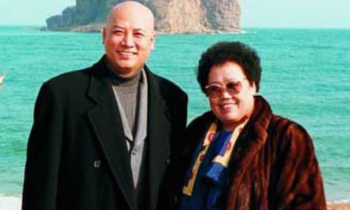 Trần Lệ Hoa và 'Đường Tăng' đã bên nhau 30 năm, tưởng như đẹp viên mãn nhưng gia cảnh lại khiến người ta kinh hãi