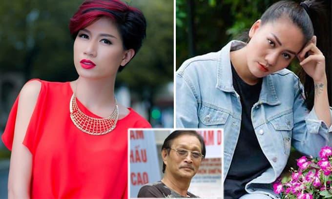 Trang Trần, Minh Cúc chia sẻ kỷ niệm về NSND Ngô Xuân Huyền