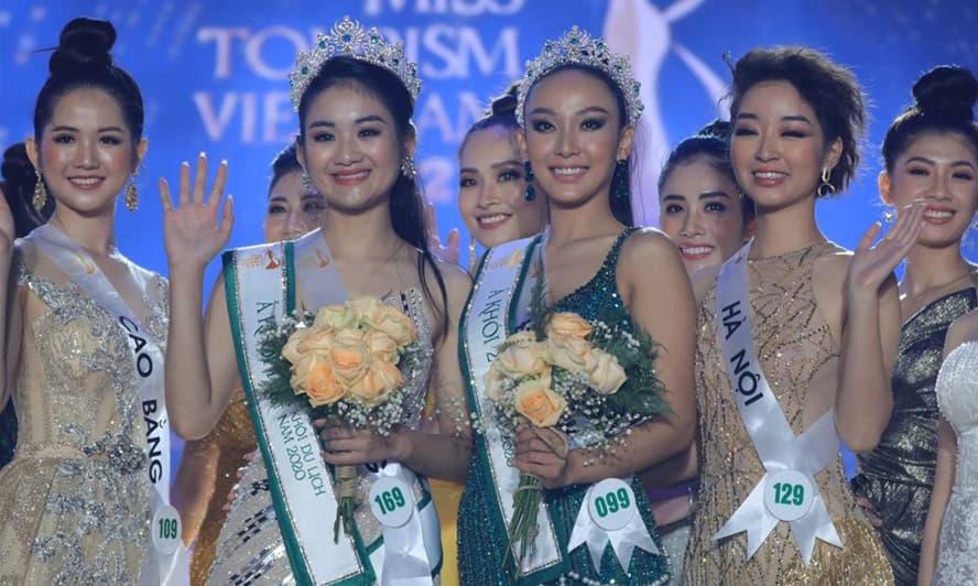 Hoa khôi Du lịch Việt Nam 2020 không tìm được chủ nhân vương miện