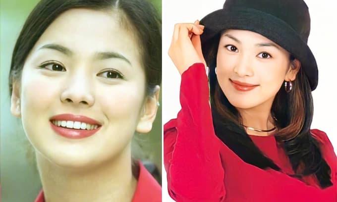 Ảnh cũ của Song Hye Kyo hot trở lại: Gương mặt xinh tươi rạng rỡ, đúng chất tuyệt sắc ngàn năm có một