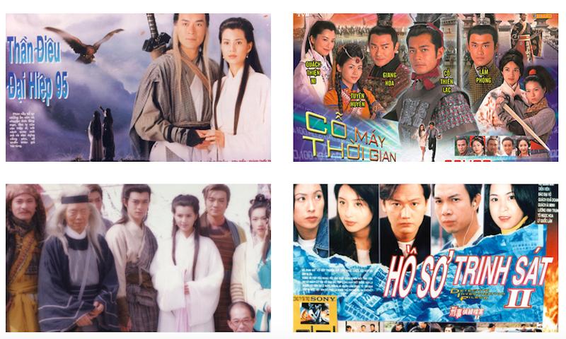 Vì sao đến chế phim TVB sụp đổ?