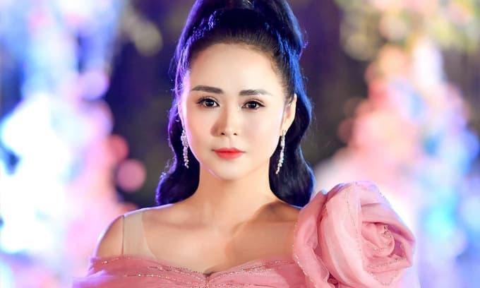 Dàn sao hội tụ mừng sinh nhật Nữ hoàng hoa hồng Bùi Thanh Hương