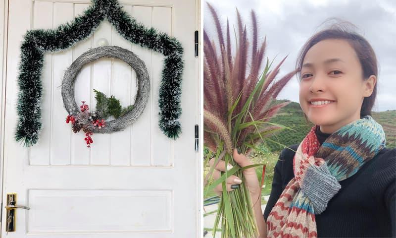 Lê Bê La khoe được chồng đạo diễn Hải Thanh mua tặng nhà trên đỉnh đồi, dập tắt tin đồn rạn nứt