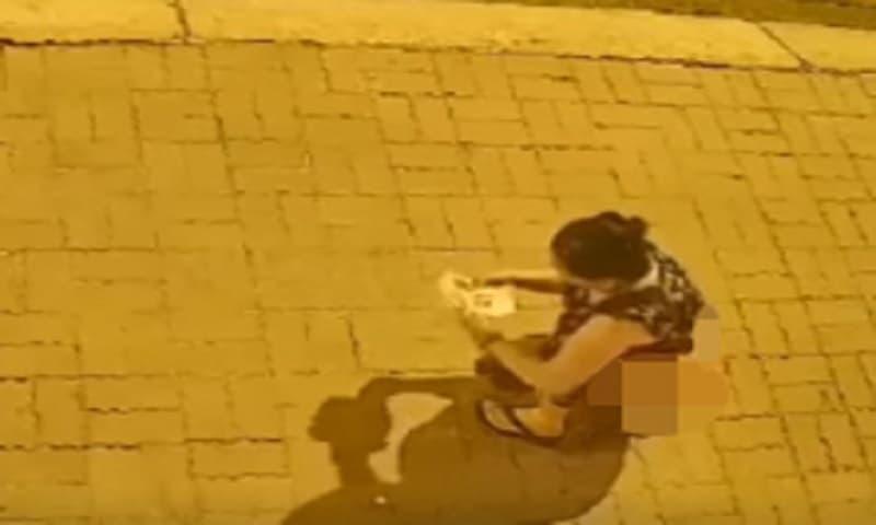 Bức xúc việc hàng xóm cho chó sang nhà đi vệ sinh, người phụ nữ có màn trả đũa chưa từng có tiền lệ