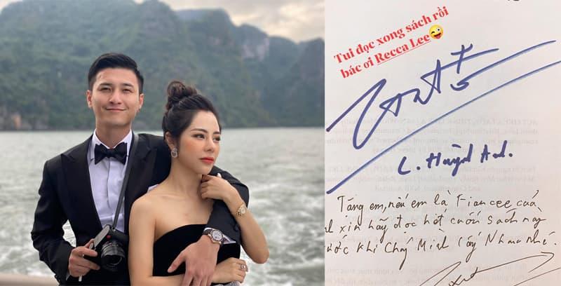 Mới dự định kết hôn, Huỳnh Anh đã tặng món quà đặc biệt cho vợ sắp cưới