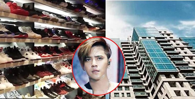 Từ chối nhận show, 'Lương Sơn Bá' La Chí Tường vẫn sống giàu có với khối tài sản 390 tỷ đồng và hàng hiệu ngập nhà