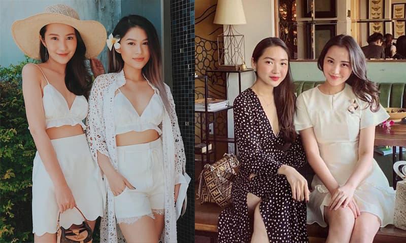 Chân dung hai bạn thân là tiểu thư giàu có, nổi tiếng Sài thành của hot girl Primmy Trương