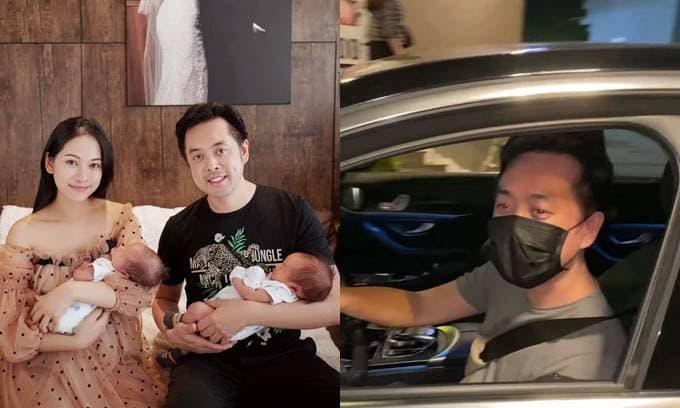 Sara Lưu sinh con hơn 1 tháng, nhưng Dương Khắc Linh mới bị 'não cá vàng' khi bỏ quên vợ giữa đường 2 lần