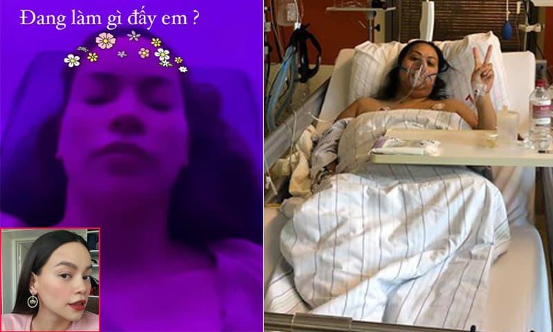 Sao Việt 1/12: Hồ Ngọc Hà lộ mặt mũm mĩm hậu sinh đôi; Rapper Brittanya Karma bị hư phổi nặng trước khi qua đời vì Covid-19
