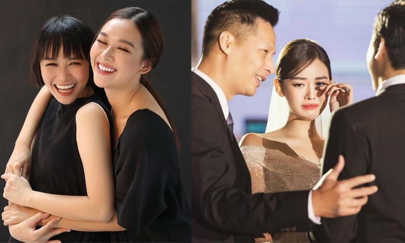 Chị gái Tường San chia sẻ đầy xúc động sau đám cưới của cô em Á hậu