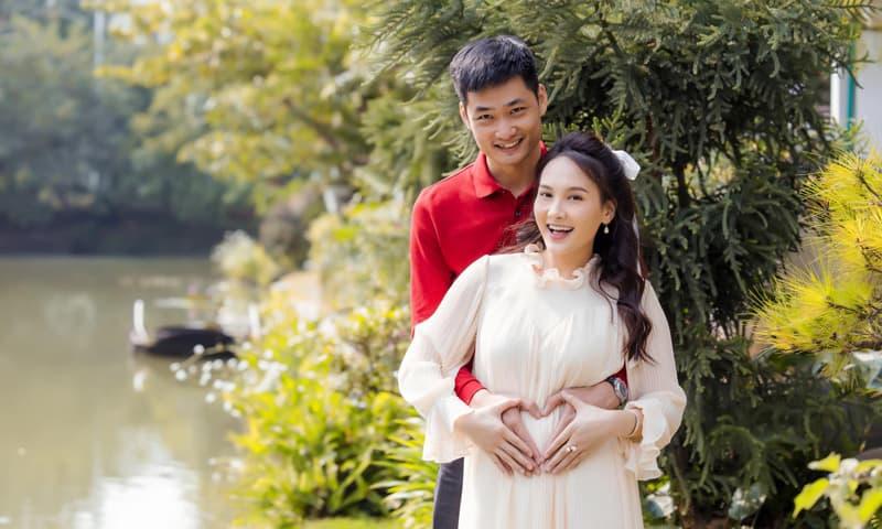 Bảo Thanh ngày càng xinh đẹp, tiết lộ sự khác biệt giữa 2 lần mang bầu