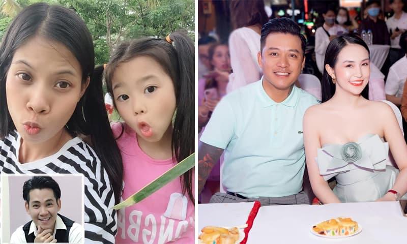Sao Việt 2/12: Phùng Ngọc Huy nói gì khi con gái thể hiện tình cảm với bảo mẫu, Hương Baby tiết lộ con người thật của Tuấn Hưng hiện tại