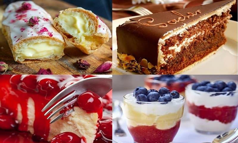 Trắc nghiệm tâm lý: Bạn muốn ăn ngay món tráng miệng nào? Để xem bạn gặp may mắn gì trong 7 ngày tới!