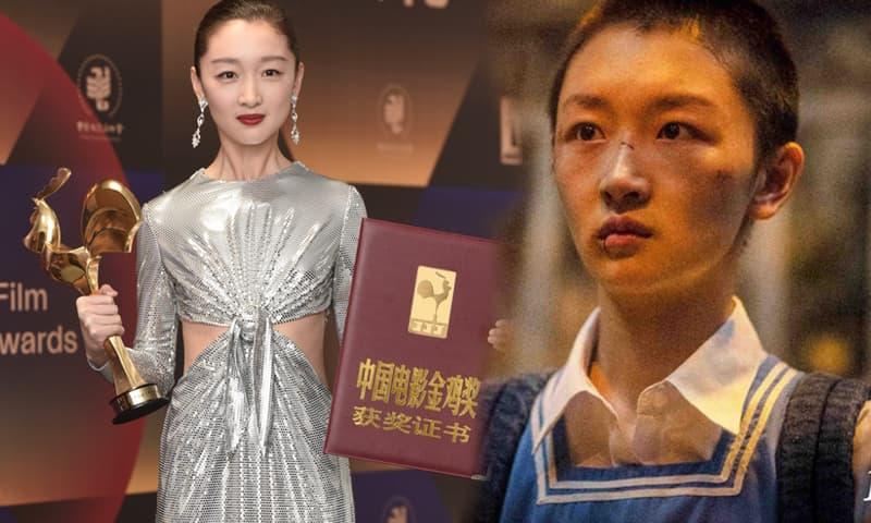 Châu Đông Vũ giành 'Tam Kim Ảnh Hậu' và những câu chuyện ẩn giấu không phải ai cũng biết